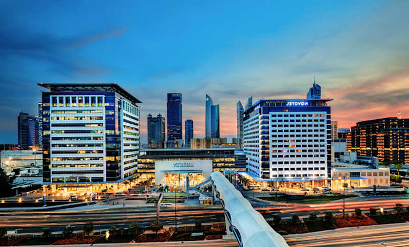 Hotels near Dubai International Convention Exhibition Centre
